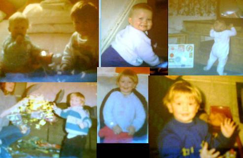 It's Owen's Birthday!!!!  Babyow11