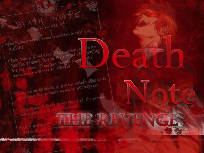 Death Note: The Revenge