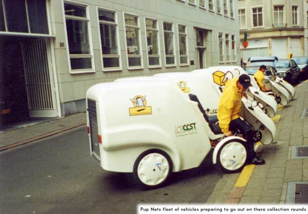 Vélo cargo Pup110