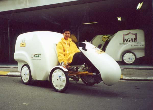 Vélo cargo Pup310
