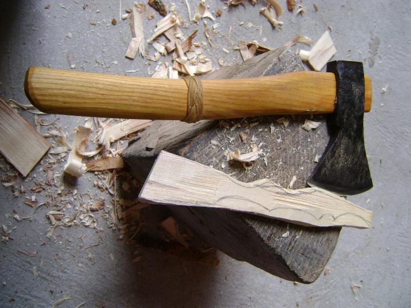 Réalisation d'une spatule de cuisine Quand_10