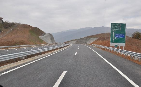 Autostrada, Vërmicë -- Merdare (Foto dhe Video) Autost11