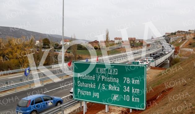 Autostrada, Vërmicë -- Merdare (Foto dhe Video) Autost13