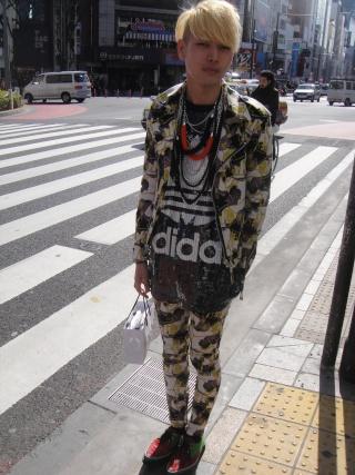 Looks de Harajuku - 原宿のファッション 022711