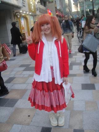 Looks de Harajuku - 原宿のファッション 030611