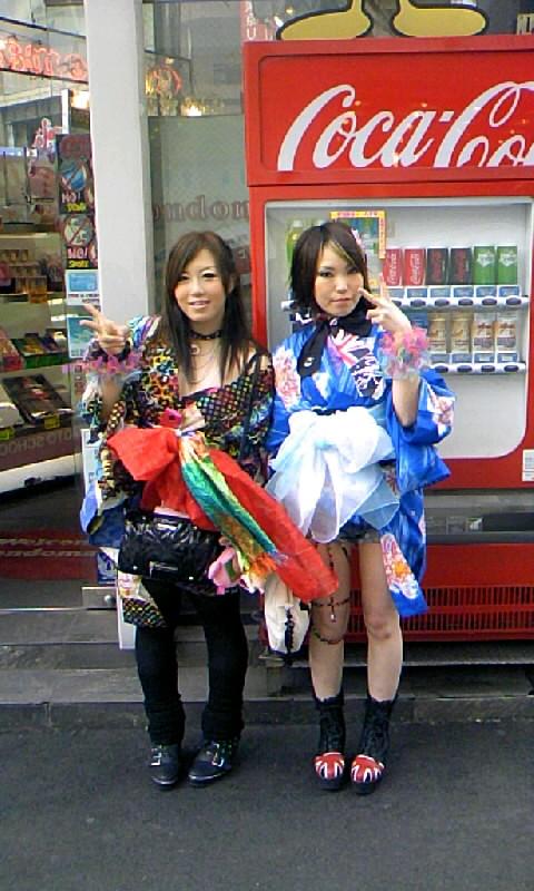 Looks de Harajuku - 原宿のファッション - Page 2 12042510