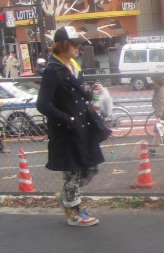 Looks de Harajuku - 原宿のファッション Dsc05111