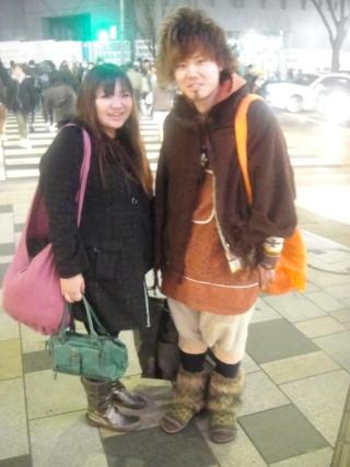 Looks de Harajuku - 原宿のファッション Dsc05118