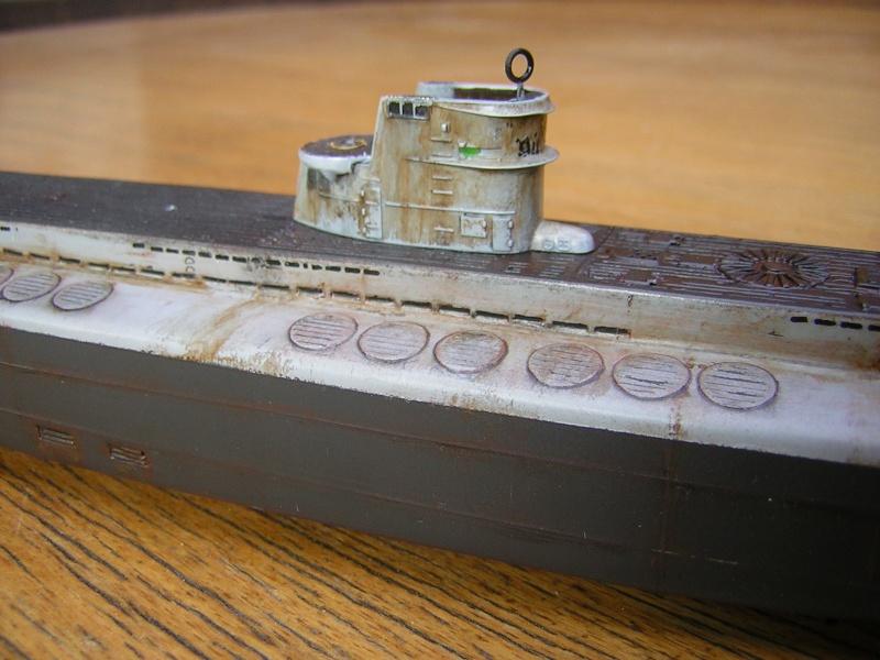 U-Boot Typ XB in 1/200 eigenbau Dscn4012