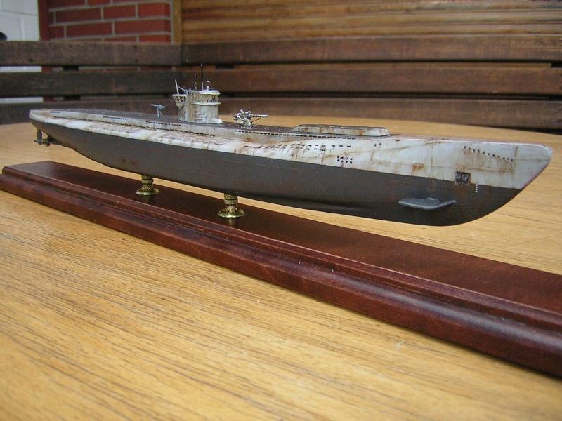 U-Boot Typ XB in 1/200 eigenbau Dscn4016