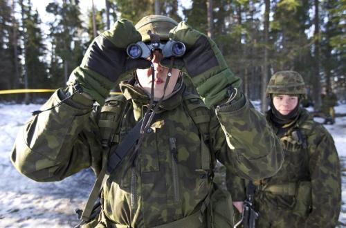 Armée Estonienne/Estonian Army Milan-13