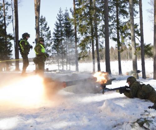 Armée Estonienne/Estonian Army Milan-14