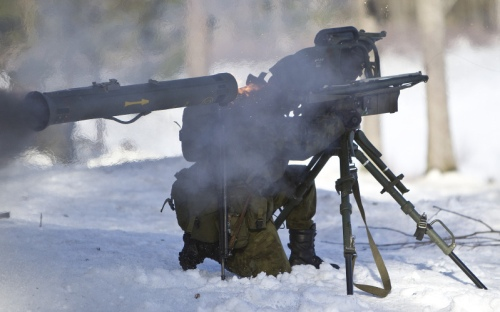 Armée Estonienne/Estonian Army Milan-15