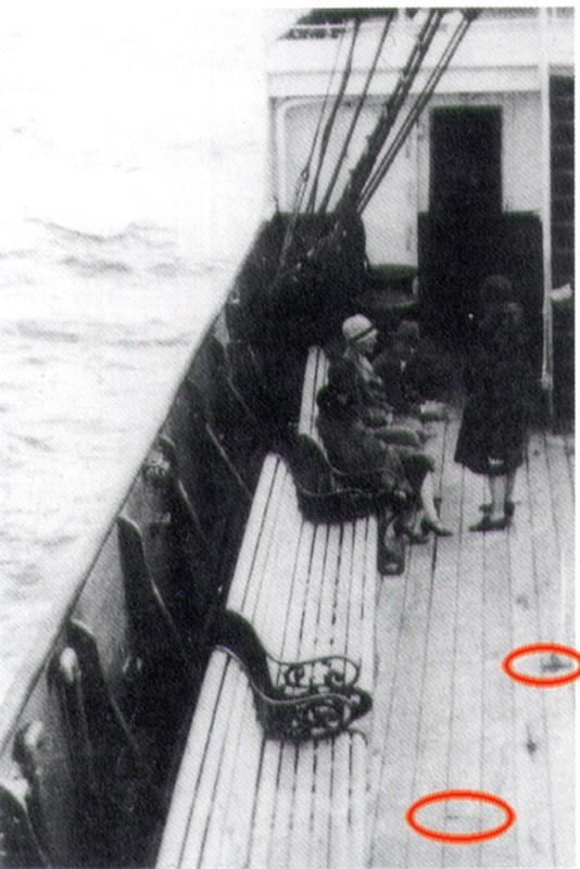 Fasciame ponti Titanic Amati 1:250 Ponte_10