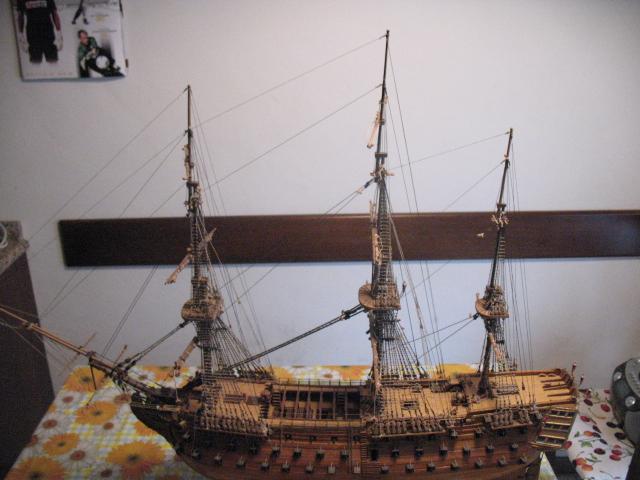 nave - victory 1/98  il mio primo modello. Img_4234