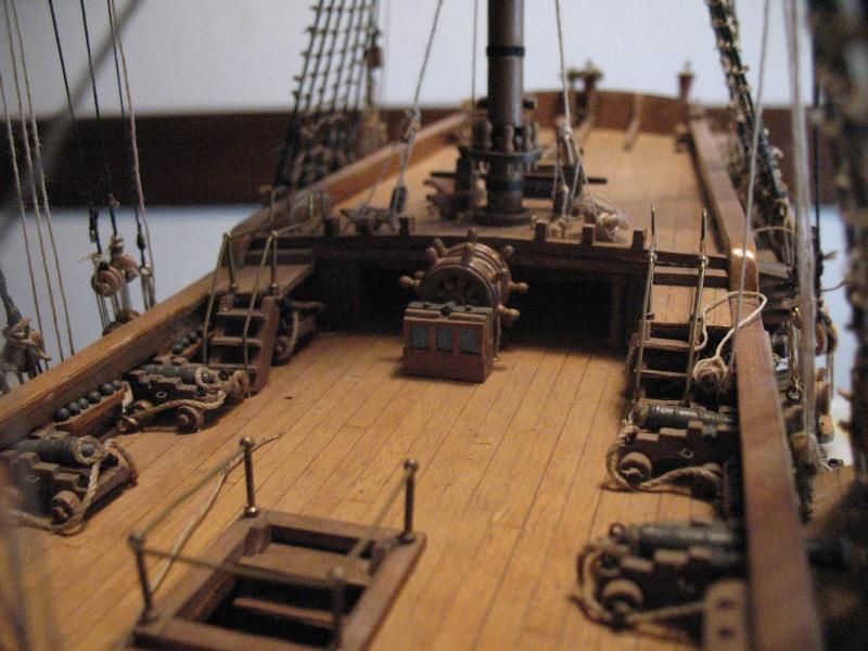 nave - victory 1/98  il mio primo modello. Img_4236