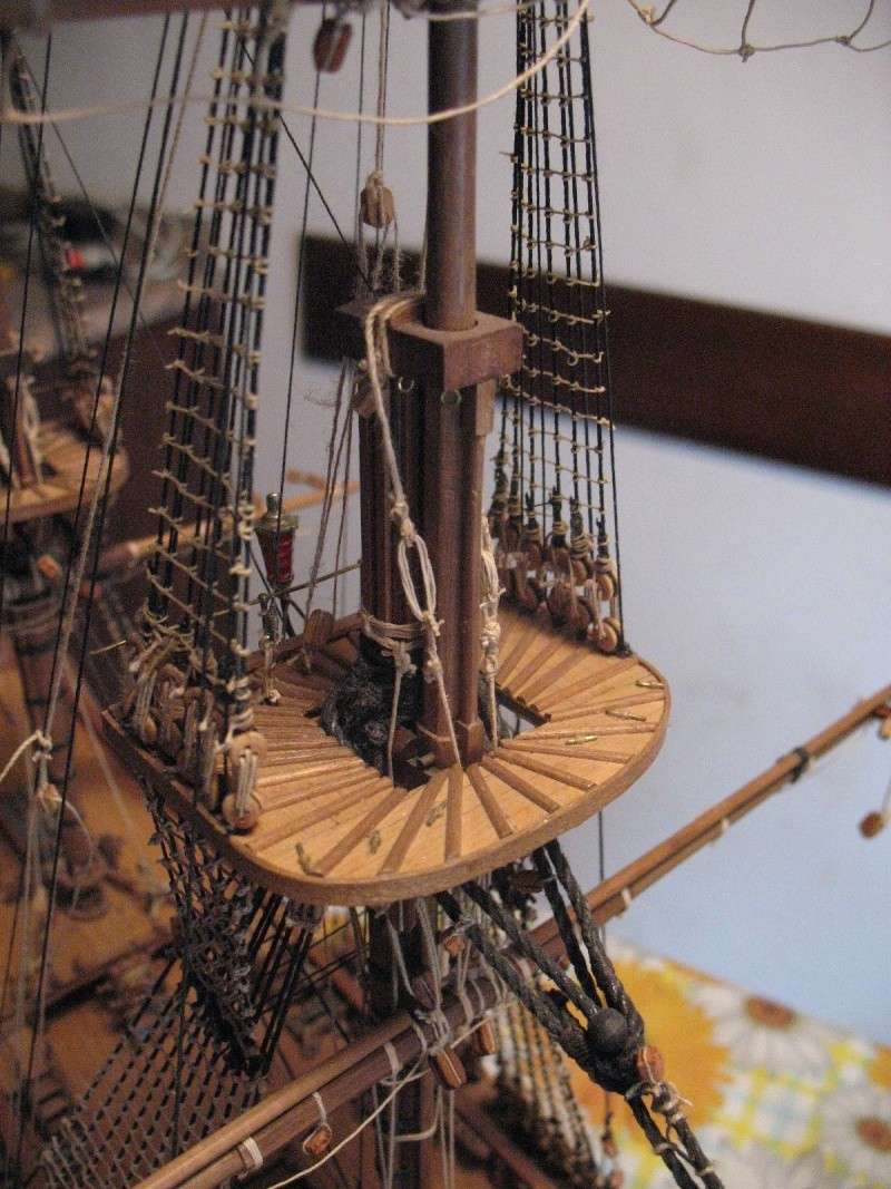 nave - victory 1/98  il mio primo modello. Img_4237