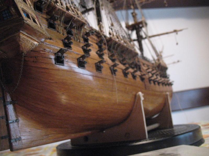 nave - victory 1/98  il mio primo modello. Img_4245