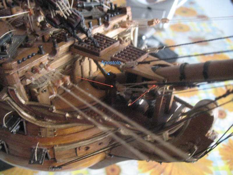 nave - victory 1/98  il mio primo modello. Img_4449
