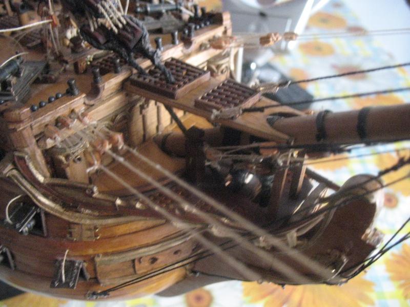 nave - victory 1/98  il mio primo modello. Img_4470