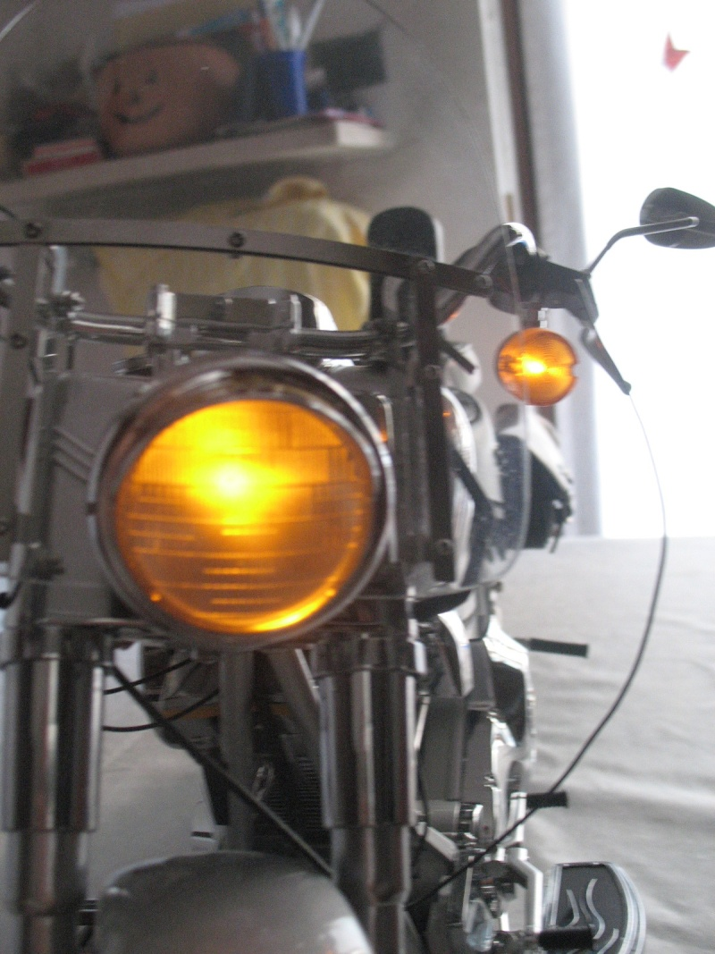 Harley Davidson, Fat Boy Img_4499