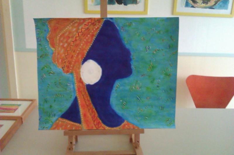 Showing my little art.. Imag0111