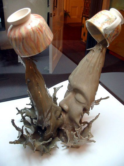 Shinichi Maruyama, sculpture d'eau 2011-010