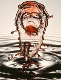 Shinichi Maruyama, sculpture d'eau Artspl10