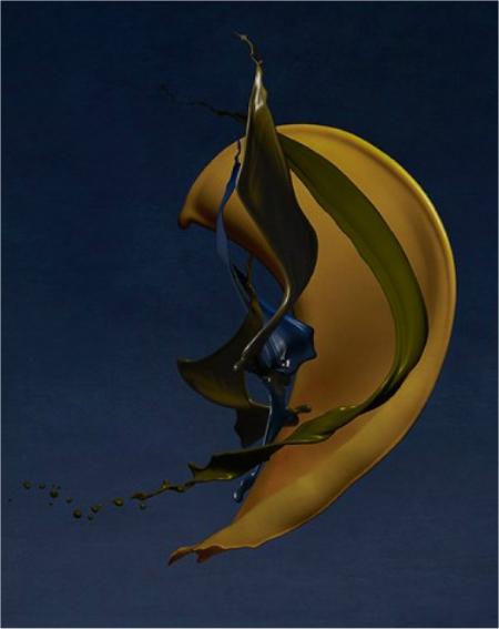 Shinichi Maruyama, sculpture d'eau Shinic10