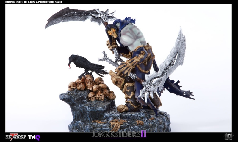 Syco Collectibles Darksiders II, Death & Dust by Triforce (???) Darksi10