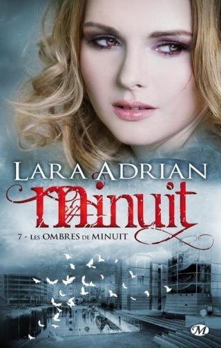MINUIT (Tome 07) LES OMBRES DE MINUIT de Lara Adrian 1208-m10