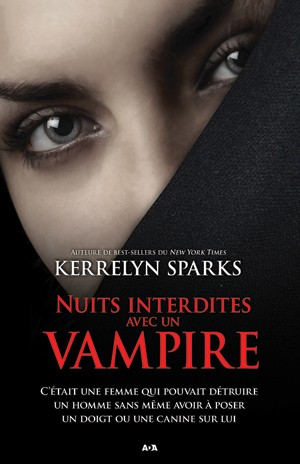 HISTOIRES DE VAMPIRES (Tome 07) NUITS INTERDITES AVEC UN VAMPIRE de Kerrelyn Sparks Histoi10