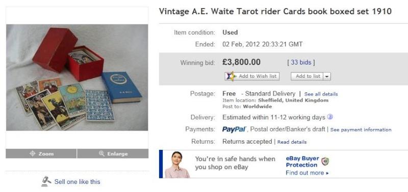 le A.E. Waite Tarot rider Tarot_10