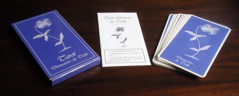 Tarot divinatoire du Trèfle Tarot_12