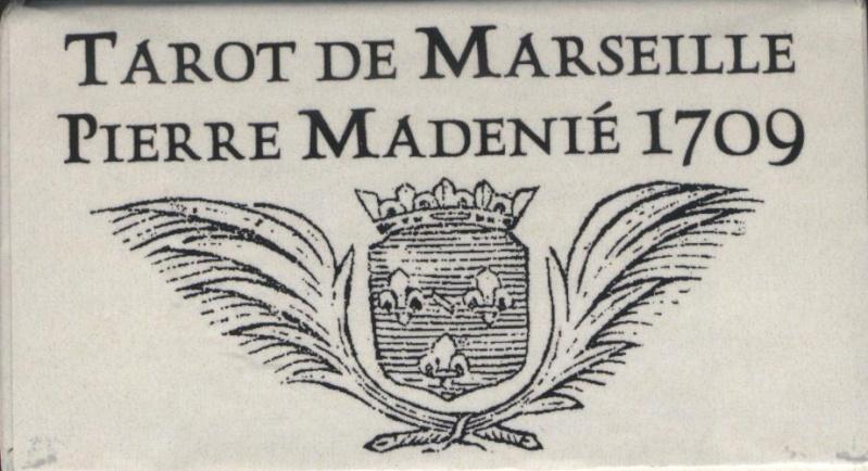 Tarot de Marseille Pierre Madenié 1709 par Yves Reynaud Tarot_13