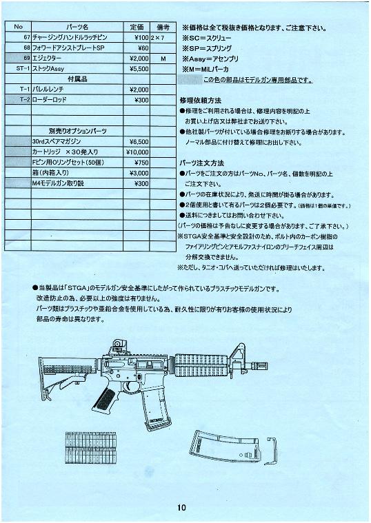 Tanio Koba M4 Instruction Manual A_page20