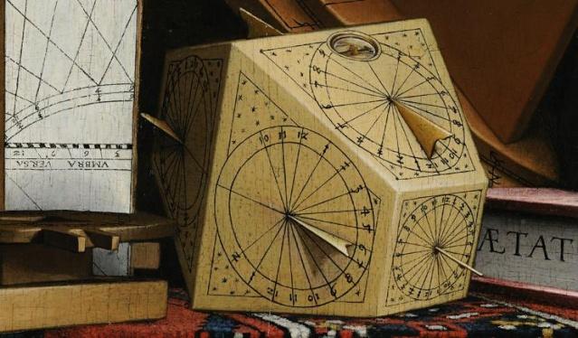 LES AMBASSADEURS/ HANS HOLBEIN LE JEUNE Holbei11