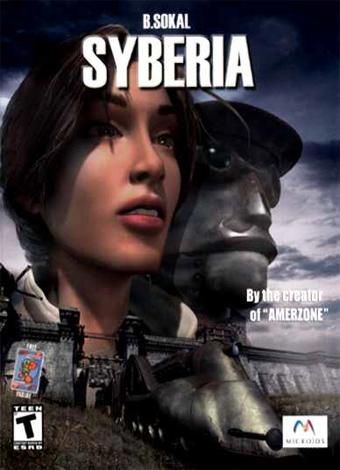 SYBERIA I, II, et III (jeux vidéo) Syberi10