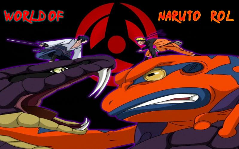 World Of Naruto Rol!