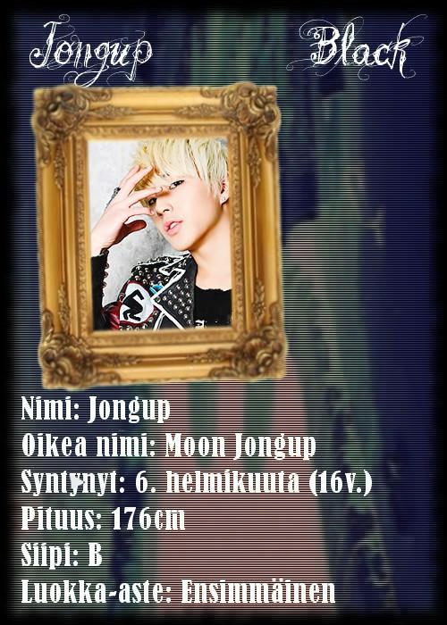 . : ~*  B   *~ : . Jongup10