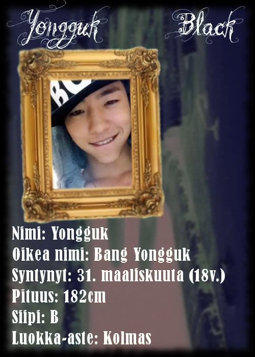 . : ~*  B   *~ : . Yonggu10