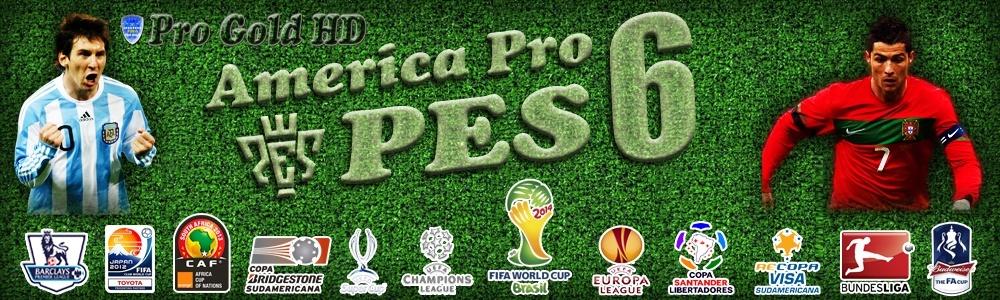 PROGOLDSTAR AMÉRICA - PES6 TORNEOS ONLINE