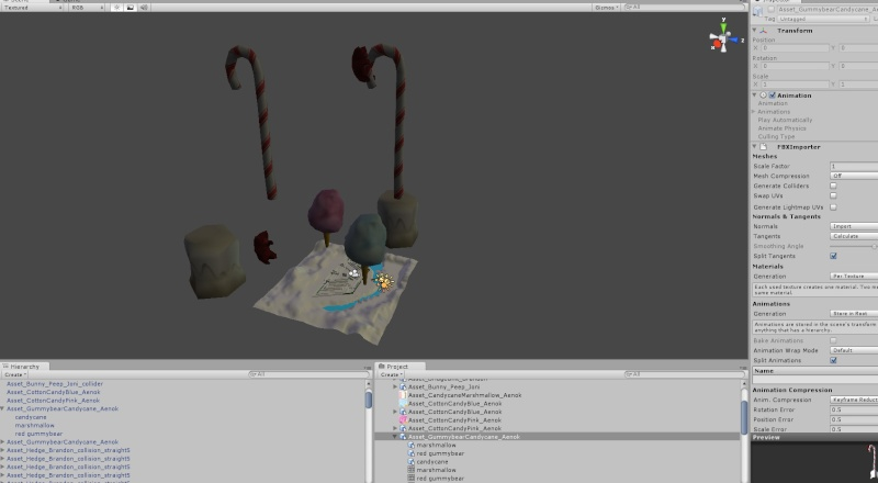 WIP Candy Models Cotton10