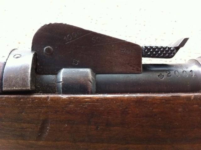 Le fusil de cadet, modèle 1897 Hausse12
