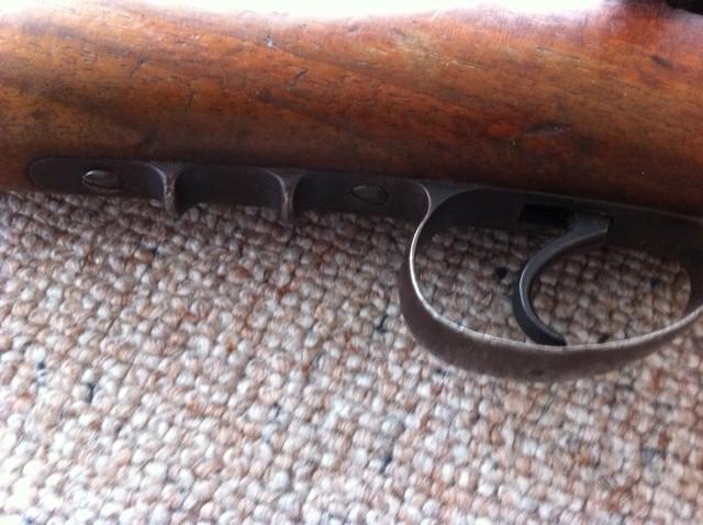 Le fusil de cadet, modèle 1897 Repose10