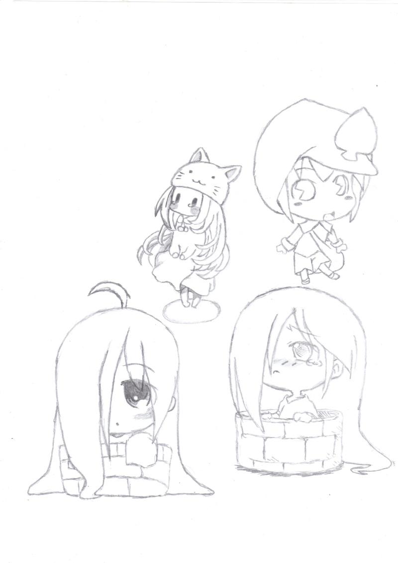 Quelque dessins  Chibi310
