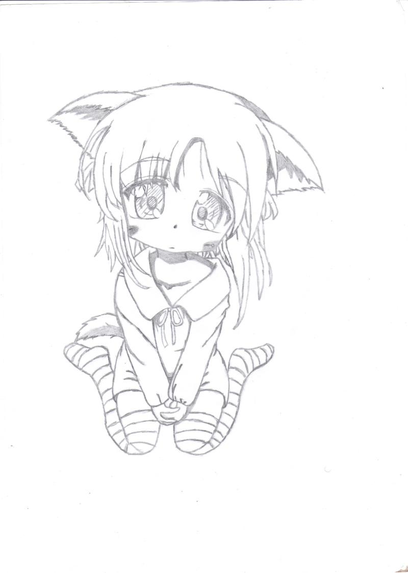 Quelque dessins  Manga10