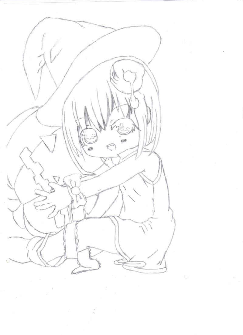Quelque dessins  Manga210