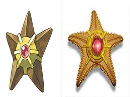 Diviertete Un Poco Viendo Pokemons En La Vida Real... Staryu10