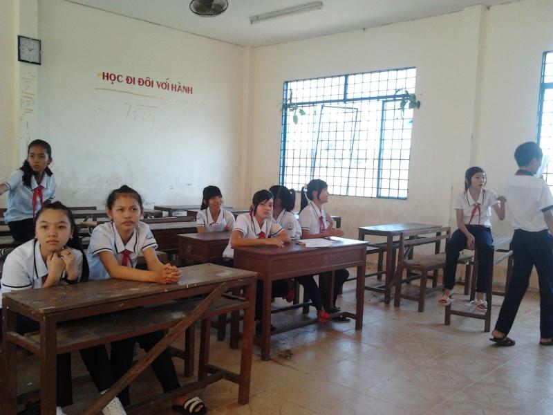 Chuẩn bị cho buổi ngoài giờ lên lớp 2012-012